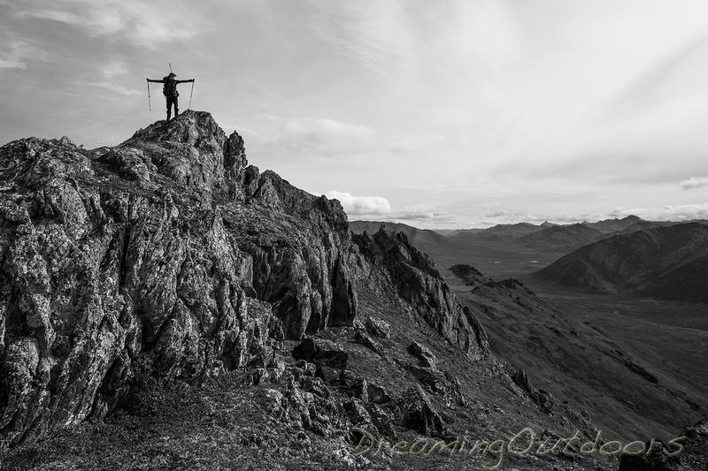 Mt. Boyle Summit Ridge
