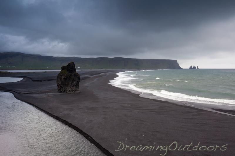 Dyrhólaey Storm