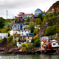Battery Hill, St. John's, NL